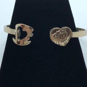 Disney Jewelry - Disney Mad Hatter Alice in Wonderland Bracelet